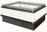 フクシマ・福島冷凍冷蔵平型ショーケース≪インバーター制御≫型式:IMW-81PGBTAX寸法:幅2438+[70×2]mm 奥行1500mm 高さ800mm送料:無料 (メーカーより直送)保証:メーカー保証付受注生産品