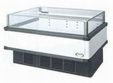 フクシマガリレイ冷凍冷蔵平型ショーケース≪インバーター制御≫型式:IMX-55PWFSAX寸法:幅1371+[64.5×2]mm 奥行1100mm 高さ850mm送料:無料 (メーカーより直送)保証:メーカー保証付受注生産品