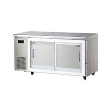 ダイワ・大和ヨコ型冷蔵庫型式:5261D-S寸法:幅1500mm 奥行600mm 高さ800mm送料:無料 (メーカーより直送)保証:メーカー保証付《スライド扉》