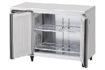 ホシザキ・星崎ヨコ型インバーター冷蔵庫型式:RT-120SNG-ML(旧RT-120SNF-E-ML)寸法:幅1200mm 奥行600mm 高さ800mm送料:無料 (メーカーより直送)保証:メーカー保証付