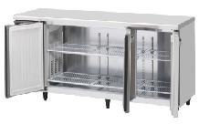 ホシザキ・星崎ヨコ型インバーター冷蔵庫型式:RT-180SDG-ML(旧RT-180SDF-E-ML)寸法:幅1800mm 奥行750mm 高さ800mm送料:無料 (メーカーより直送)保証:メーカー保証付受注生産品