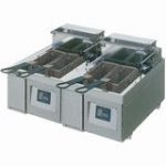 ニチワ電気フライヤー(卓上タイプ)型式:TEF-13-6W寸法:幅750mm 奥行600mm 高さ300mm送料:無料 (メーカーより)直送保証:メーカー保証付