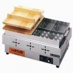 ニチワ 電気おでん鍋(8ツ切タイプ、サーモスタット)型式:EOK-8N寸法:幅540mm 奥行360mm 高さ180mm送料:無料 (メーカーより)直送保証:メーカー保証付