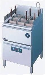 ニチワ電気ゆで麺器(うどん釜)型式:ENBU-K46S寸法:幅450mm 奥行600mm 高さ800mm送料:無料 (メーカーより)直送保証:メーカー保証付