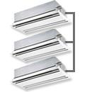 東芝・TOSHIBAスーパーパワーエコゴールド 天井カセット形2方向《同時トリプル》型式:AWSC22437M電源:三相200Vサイズ:8馬力相当送料:無料 (メーカーより)直送保証:メーカー保証付