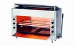 リンナイ上火式赤外線グリラー型式:RGP-46SV寸法:幅988mm 奥行425mm 高さ602mm送料:無料 (メーカーより)直送保証:メーカー保証付