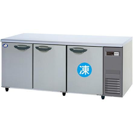 パナソニック(旧サンヨー)ヨコ型インバーター冷凍冷蔵庫型式:SUR-K1861CSA-R寸法:幅1800mm 奥行600mm 高さ800mm送料:無料 (メーカーより)直送保証:メーカー保証付機械室右タイプ