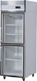 ダイワ・大和冷蔵リーチインショーケース型式:221DP2-EC寸法:幅600mm 奥行800mm 高さ1905mm送料:無料 (メーカーより)直送保証:メーカー保証付