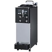 パナソニック(旧サンヨー)ソフトクリームフリーザー型式:SSF-S150PN寸法:幅295mm 奥行735mm 高さ917mm送料:無料 (メーカーより)直送保証:メーカー保証付