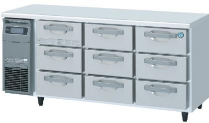ホシザキ・星崎ドロワータイプ冷蔵庫型式:RT-165DDCG(旧RT-165DDF)寸法:幅1650m 奥行750mm 高さ800mm送料:無料 (メーカーより)直送保証:メーカー保証付