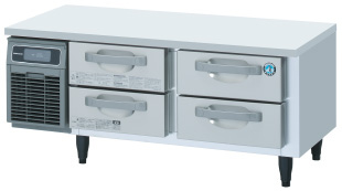 ホシザキ・星崎ドロワータイプ冷蔵庫型式:RTL-120DDCG(旧RTL-120DDF)寸法:1200m 奥行750mm 高さ570mm送料:無料 (メーカーより)直送保証:メーカー保証付