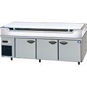 パナソニック(旧サンヨー)舟形シンク付冷蔵庫型式:SUR-GL1861SB-S(旧SUR-GL1861SA-S)寸法:幅1800mm 奥行600mm 高さ800mm送料:無料 (メーカーより)直送保証:メーカー保証付