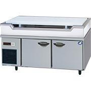 パナソニック(旧サンヨー)舟形シンク付冷蔵庫型式:SUR-GL1261SB-S(旧SUR-GL1261SA-S)寸法:幅1200mm 奥行600mm 高さ800mm送料:無料 (メーカーより)直送保証:メーカー保証付