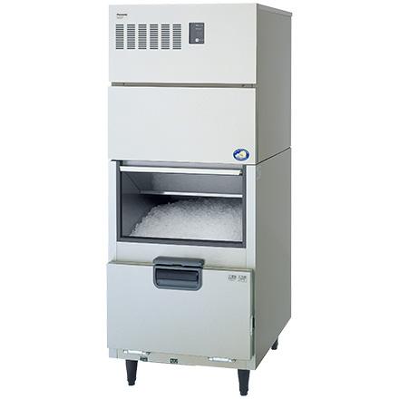 パナソニック(旧サンヨー)チップアイス製氷機型式:SIM-C221YW-FYB3寸法:幅700mm 奥行749mm 高さ1750mm送料:無料 (メーカーより)直送保証:メーカー保証付※水冷式 日産製氷能力220kg
