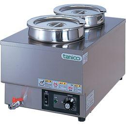 タニコー縦置電気ウォーマー型式:N-TCW-3555E-2M寸法:幅350mm 奥行550mm 高さ280mm送料:無料 (メーカーより)直送保証:メーカー保証付