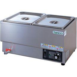 タニコー横置電気ウォーマー型式:N-TCW-5535E-2寸法:幅550mm 奥行350mm 高さ280mm送料:無料 (メーカーより)直送保証:メーカー保証付