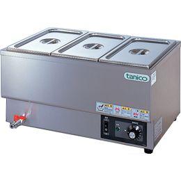 タニコー横置電気ウォーマー型式:N-TCW-5535E-3寸法:幅550mm 奥行350mm 高さ280mm送料:無料 (メーカーより)直送保証:メーカー保証付
