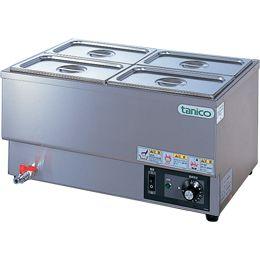 タニコー横置電気ウォーマー型式:N-TCW-5535E-4寸法:幅550mm 奥行350mm 高さ280mm送料:無料 (メーカーより)直送保証:メーカー保証付