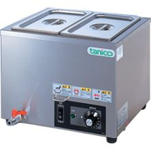 タニコー横置電気ウォーマー型式:N-TCW-3730E-2寸法:幅370mm 奥行300mm 高さ280mm送料:無料 (メーカーより)直送保証:メーカー保証付