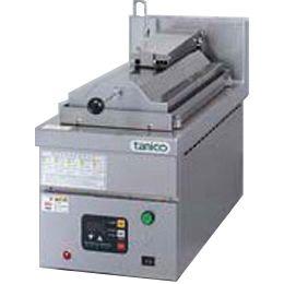 タニコー自動電気餃子グリラー(卓上型マイコン制御タイプ)型式:TZ-30EF-3寸法:幅300mm 奥行600mm 高さ310mm送料:無料 (メーカーより)直送保証:メーカー保証付