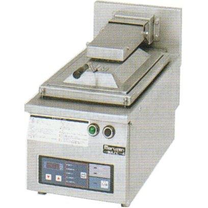 マルゼン電気自動餃子焼器(フタ取り外し)型式:MAZE-4S寸法:幅300mm 奥行600mm 高さ285mm バックガード150mm送料:無料 (メーカーより)直送保証:メーカー保証付