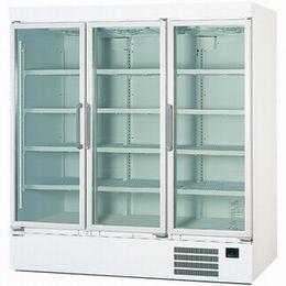 パナソニック(旧サンヨー)冷蔵リーチインショーケース(機械下置)型式:SRM-661NC(旧SRM-661NB)寸法:幅1800mm 奥行640+(35)mm 高さ1900mm送料:無料 (メーカーより)直送保証:メーカー保証付