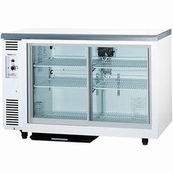 パナソニック(旧サンヨー)冷蔵テーブル型ショーケース型式:SMR-V1241C(旧SMR-V1241NB)寸法:幅1200mm 奥行450mm 高さ800mm送料:無料 (メーカーより)直送保証:メーカー保証付