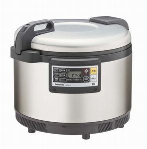 パナソニック(旧サンヨー)IHジャー炊飯器型式:SR-PGC54寸法:幅502mm 奥行429mm 高さ410mm送料:無料 (メーカーより)直送保証:メーカー保証付(3升炊き)