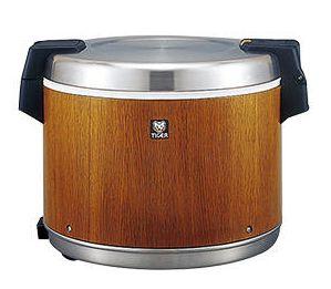 タイガー電子ジャー(保温専用)型式:JHC-9000寸法:幅481mm 奥行395mm 高さ406mm送料:無料 (メーカーより)直送保証:メーカー保証付保温米飯容量:9L(5升)