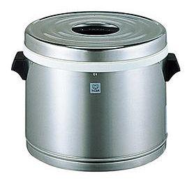 タイガーステンレスジャー型式:JFM-390P寸法:幅430mm 奥行360mm 高さ250mm送料:無料 (メーカーより)直送保証:メーカー保証付保温米飯容量:3.9L(2升2合)ステンレスボディ