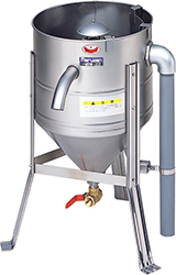マルゼン水圧洗米機型式:MRW-22寸法:幅560mm 奥行645mm 高さ720mm送料:無料 (メーカーより)直送保証:メーカー保証付洗米能力:22kg/1回