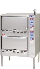 マルゼンガス立体自動炊飯器 多機能 型式 MRC-X2D寸法 幅750mm 奥行700mm 高さ1100mm送料 無料 メーカーより 直送保証 メーカー保証付炊飯能力 7.5kg 5升 ×2段 出産内祝 年越し 割引セール 開業祝