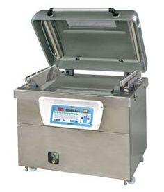 トーセイ・TOSEI据置型真空包装機(標準パネル、ガス封入機能付)型式:V-855G-1寸法:幅1065mm 奥行957(904)mm 高さ1000(1495)mm送料:無料 (メーカーより)直送保証:メーカー保証付チャンバー容量109L(スペーサー使用時100L)
