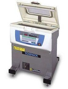 トーセイ・TOSEI据置型真空包装機(標準パネル、ガス封入機能付)型式:V-602G2寸法:幅678mm 奥行640mm 高さ930(1214)mm送料:無料 (メーカーより)直送保証:メーカー保証付チャンバー容量34L