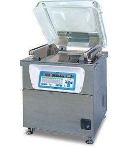 トーセイ・TOSEI据置型真空包装機(標準パネル)型式:V-553-1寸法:幅780mm 奥行845(900)mm 高さ973(1404)mm送料:無料 (メーカーより)直送保証:メーカー保証付チャンバー容量58L