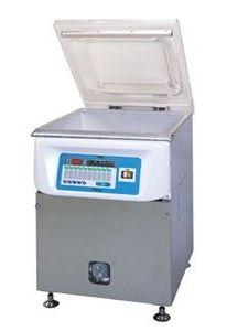 トーセイ・TOSEI据置型真空包装機(標準パネル、ガス封入機能付)型式:V-553G寸法:幅660mm 奥行910mm 高さ950(1395)mm送料:無料 (メーカーより)直送保証:メーカー保証付チャンバー容量68.1L