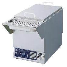 ニチワ電気スービークッカー(真空調理加熱器)型式:SCW-350HD寸法:幅350mm 奥行550mm 高さ420mm送料:無料 (メーカーより)直送保証:メーカー保証付標準デジタルタイマー仕様