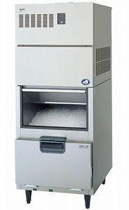 パナソニック(旧サンヨー)フレークアイス製氷機《スタックオンタイプ》型式:SIM-F281YN-FYB3寸法:幅700mm 奥行749mm 高さ1750mm送料:無料 (メーカーより)直送保証:メーカー保証付日産製氷能力280kg