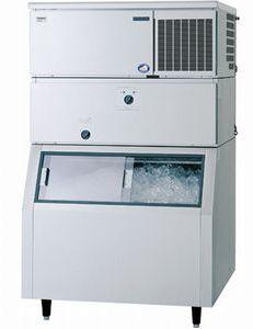 パナソニック(旧サンヨー)キューブアイス製氷機《スタックオンタイプ》型式:SIM-S241NB-CLB2寸法:幅1087mm 奥行820mm 高さ1812mm送料:無料 (メーカーより直送)保証:メーカー保証付日産製氷能力240kgキューブ&クラッシュ