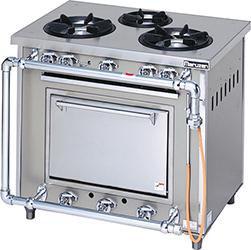 マルゼンスタンダードタイプガスレンジ型式:MGR-096DS寸法:幅900mm 奥行600mm 高さ800mm送料:無料 (メーカーより)直送保証:メーカー保証付