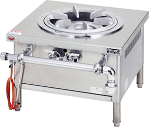 マルゼン外管式スープレンジ型式:MLSG-066寸法:幅600mm × 奥行600mm × 高さ450mm送料:無料 (メーカーより)直送保証:メーカー保証付