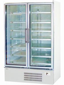 パナソニック(旧サンヨー)冷凍リーチインショーケース(機械下置)型式:SRL-4075NA寸法:幅1216mm 奥行770(+50)mm 高さ1900mm送料:無料 (メーカーより)直送保証:メーカー保証付メーカー在庫限り