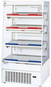 パナソニック(旧サンヨー)インバーター多段オープンショーケース型式:SAR-2546HVDL寸法:幅750mm 奥行600mm 高さ1495mm送料:無料 (メーカーより)直送保証:メーカー保証付メーカー在庫限り