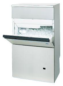 ホシザキ・星崎キュウブアイス製氷機型式:IM-115WM-1寸法:幅700mm 奥行525mm 高さ1200mm送料:無料 (メーカーより直送)保証:メーカー保証付日産製氷能力115kg