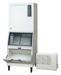 ホシザキ・星崎キュウブアイス製氷機《スタックオンタイプ》型式:IM-230ASM-1-SA寸法:幅700mm 奥行790mm 高さ1850mm送料:無料 (メーカーより直送)保証:メーカー保証付日産製氷能力230kg、リモートコンデンサー