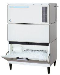 ホシザキ・星崎キュウブアイス製氷機《スタックオンタイプ》型式:IM-115DWM-1-STN寸法:幅930mm 奥行545mm 高さ1425mm送料:無料 (メーカーより直送)保証:メーカー保証付日産製氷能力115kg