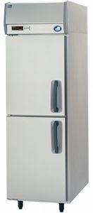 パナソニック(旧サンヨー)縦型インバーター冷蔵庫型式:SRR-K661LB(旧SRR-K661LA)寸法:幅615mm 奥行650mm 高さ1951mm送料:無料 (メーカーより)直送保証:メーカー保証付