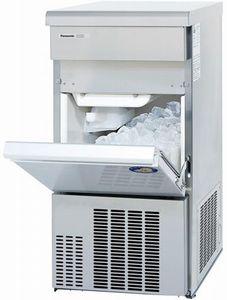 パナソニック(旧サンヨー)キューブアイス製氷機型式:SIM-S2500B(旧SIM-S2500)寸法:幅395mm 奥行450mm 高さ800mm送料:無料 (メーカーより)直送保証:メーカー保証付日産製氷能力25kg