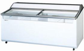 パナソニック(旧サンヨー)冷凍クローズド型ショーケース型式:SCR-151DC(旧SCR-151DNA)寸法:幅1504mm 奥行714mm 高さ920mm送料:無料 (メーカーより)直送保証:メーカー保証付