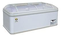カノウレイキ・カノウ冷機冷凍クローズ型ショーケース(KREAシリーズ)型式:KREA-190寸法:幅1856mm 奥行862mm 高さ852mm送料:無料 (メーカーより)直送保証:メーカー保証付